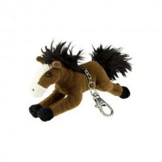 Koník-plyšový přívěsek