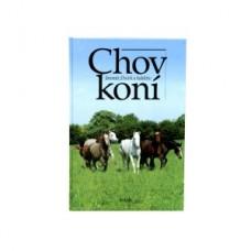 Kniha  o chovu koní s názvem - Chov koní