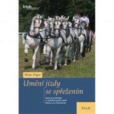 Umění jízdy se spřežením - kniha o koních