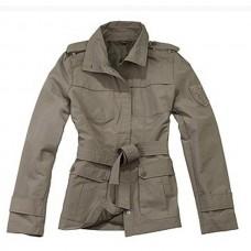 Dámská sportovní, letní a nepromokavá bunda, kabátek od značky  Horze v béžové barvě a velikosti 40/42
