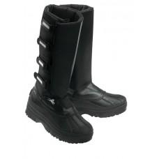 Zimní jezdecké boty EQUI THÉME-černé-38