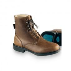 Jezdecká kožená perka Can/Can šněrovací od zančky Hobo Shoes, kvalitní kožené výrobky