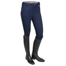 Dámské jezdecké kalhoty rajtky SPORT  -vel.46 barva modrá
