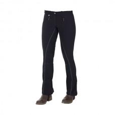Dámské jezdecké kalhoty Horze, jodhpury v černé barvě a velikost 42