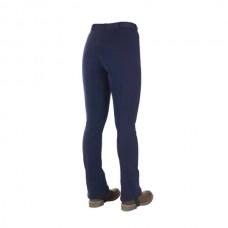 Dámské jezdecké kalhoty, jodhpury v modré barvě a velikosti 36