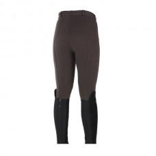 Jezdecké kalhoty dámské  v hnědé barvě a velikosti 36