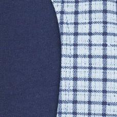 Dámské jezdecké kalhoty ,rajtky v barvě modrá kostka a velikosti 44 od značky Horze