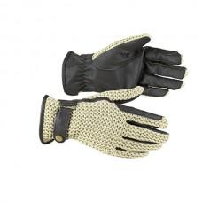 Dámské jezdecké rukavice ve velikost L od Horze