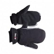 Zateplené 3prstové rukavice-L