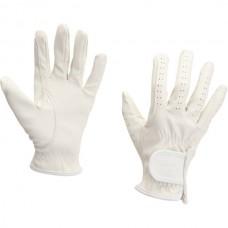 Dámské jezdecké rukavice Horka z umělé kůže