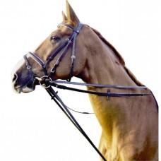 Průvlečky kožené na koně od Kentaur