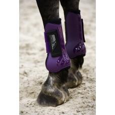 Sada chráničů na nohy  koně, skokové chrániče na koně v různách barvách